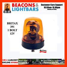 Britax 391 1 boulon 12V Ambre girophare PN:391.00.12