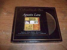 Colection de Oro by Agustin Lara (Music CD 2002) Maria Bonita 15 Exitos NEW