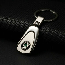 Boxed Skoda Key Ring NEW -  Keyring