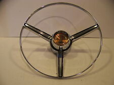 1965 PLYMOUTH SPORT FURY HORN CAP & RING #2530270 OEM FURY