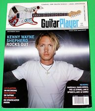 Guitar Player December 2004 Kenny Wayne Shepherd Les Claypool Regi Wooten
