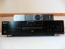 Sony DVP-NS900V QS RANGE DVD / SACD CD player FAULTY SPARES OR REPAIR + REMOTE