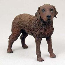 Chesapeake Bay Hand Painted Dog Figurine Statue