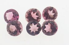 Pink Tourmaline 3mm Rounds Parcel 0.65cts only $16.99