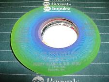 UNPLAYED NM! Blues 45 BOBBY BLAND & B.B. KING Let the Good Times Roll on ABC Imp