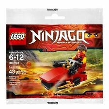 Lego Ninjago Polybag Promo 30293 - Kai Drifter (New & Sealed)