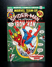 COMICS: Marvel: Marvel Team-Up #9 (1973), Spiderman/Ironman - RARE (avengers)