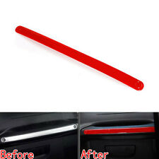 Passenger Side Seat Grab Handle Strip Bar Trim Decoration For Wrangler JK 07-10