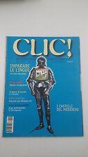 """CLIC ! Vivere con il computer Febbraio 1996  """"IMPARARE LE LINGUE'"""""""