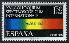 Spain 1570, MNH. 15th Intl. Spectroscopy Colloquium, Madrid. Spectrum, 1969