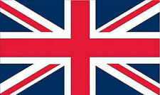 NEW LARGE 5ft x 3ft FOOT BRITISH 100% POLYESTER UNION JACK 5' X 3' FLAG