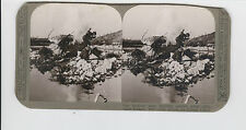 WWI Stereoview (Realistic)-fearless men fighting against great odds Crozat Canal
