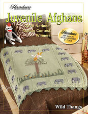 Juvenile Afghans, Herrschners 2009 Contest Winners crochet & knit patterns