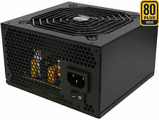 Rosewill VALENS 500W 80 PLUS GOLD Certified ATX12V v2.31 Active-PFC Power Supply