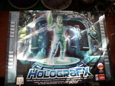 HolograFX Amazing Holographic Effects (ToyFair Best New Toy 2013) Goliath Opened