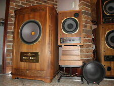 Tannoy Speakers Canterbury SE Monitors Dual Concentric Monitors crossovers speak