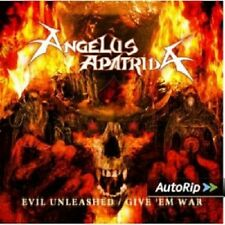 ANGELUS APATRIDA - EVIL UNLEASHED/GIVE 'EM WAR 2 CD NEU