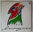 """Soda Stereo - Languis EP 12"""" Argentina VG+/VG+ CBS 1989 1ST Edition!"""