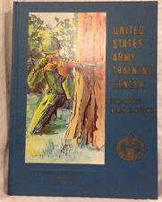 US Army Training Center Fort Ft. Bragg, NC North Carolina Yearbook Vietnam