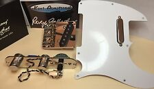 Rory Gallagher 1959 Esquire/ 1966 Telecaster wiring and pickups kit
