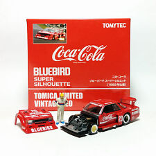 TOMICA LIMITED VINTAGE NEO - COCA COLA BLUEBIRD SUPER SILHOUETTE (RED)