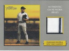 2006 TOPPS TURKEY RED MARIANO RIVERA GAME USED and 2012 Historical stiches HS-MR