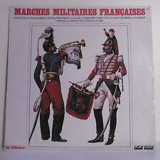 """33T MARCHES MILITAIRES FRANCAISES Disque LP 12"""" ORCHESTRE METZ - TRETEAUX 6248"""