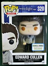 EDWARD CULLEN (VAMPIRE) #320 Twilight Saga Funko Pop BARNES & NOBLE EXCLUSIVE!