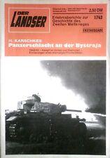 Der Landser   Band Nr: 1743            Panzerschlacht an der Bystraja
