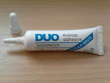 Duo Eyelash Adhesive Glue White Clear Tube 9g UK Seller Worldwide Shipping