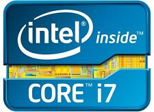 Intel Core i7 3820 - 3,6 GHz Quad-Core otto thread del processore-LGA2011