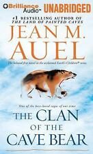 The Clan of the Cave Bear 1 by Jean M. Auel (2014, MP3 CD, Unabridged)