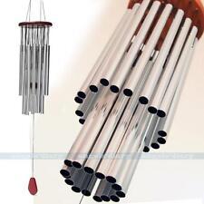 27 Tubos Sonidos Feng-shui Wind Chime Sonido Juego Arpa De Viento Casa Jardín