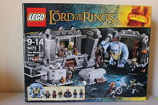 Lego The Lord of the Rings The Mines of Moria #9473 - 776 Pieces - NEW