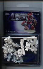 Heavy Gear Arena Chargeur Engineering GearTwo Pack MINT
