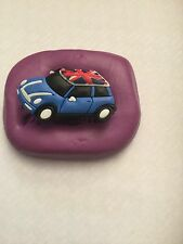 Bmw Mini Car Silicone  mould (boys .cupcake.mold topper.birthday.cooper)
