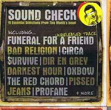 FUNERAL FOR A FRIEND / BAD RELIGON / CIRCA - Rock Sound CD no. 99 2007