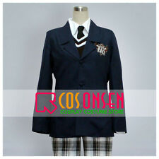 Cosonsen Axis Powers Hetalia Gakuen United Kingdom/England Cosplay Costume