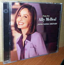 Vonda Shepard ‎Songs From Ally McBeal CD 1998