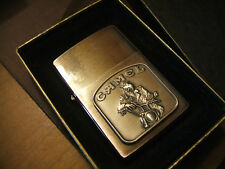 New Old Stock 1992 Camel Joe On His Harley TOMBSTONE  Zippo Lighter