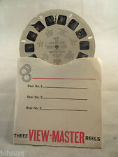 View-Master Reel XM-1, The Christmas Story, Single Reel
