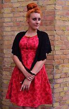 Trachten Dirndl Kleid OKTOBERFEST Wiesn Bayern 60er TRUE VINTAGE 60s pink Rosen