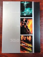 DVD Pack de Vin Diesel,ver descripcion,2005