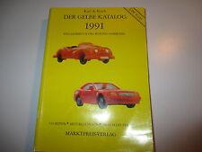 Wiking: Der Gelbe Katalog 1991    (KAT)