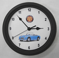 Austin Healey Sprite Bugeye Frogeye Automotive Garage Wall Clock New Great Gift!