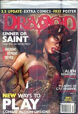 Dragon Magazine #306 April 2003 MINT Subscription Polybagged HUMOR & HELLSPAWN