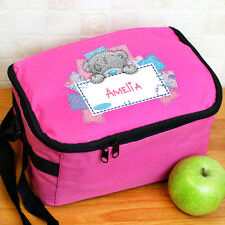 Personalised Tatty Teddy Girls Lunch Bag Back To School Pink Box Cooler For Her