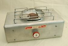 Vintage COLEMAN LP GAS Picnic Stove Single Burner Model 5404 USA