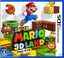 Used 3DS Super Mario 3D Land  NINTENDO 3DS JAPANESE  IMPORT