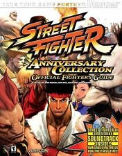 Street Fighter Anniversary Collection Official Strategy Guide (Bradygames), Brad